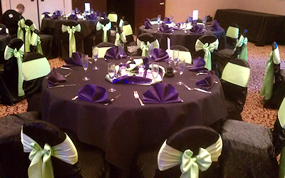 Before & After Chair Covers